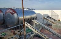 Hệ thống máy nước nóng năng lượng mặt trời 3000 lít, 6000 lít trung tâm cao cấp giá rẻ  ở nha trang, khánh hòa