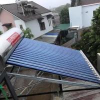 Máy nước nóng năng lượng mặt trời 240 lít cao cấp giá rẻ  ở nha trang, khánh hòa