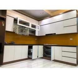 Thiết kế nội thất tủ bếp hiện đại, sang trọng ở tại nha trang, diên khánh, cam ranh, ninh hòa