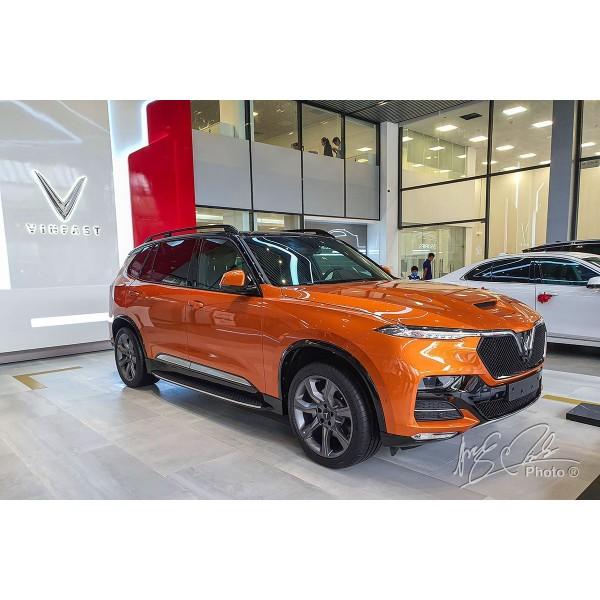 Showroom trưng bày xe  Vinfast President ở nha trang