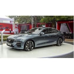 Showroom trưng bày xe  Vinfast Lux A2.0 Premium ở nha trang