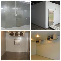 Lắp đặt, sửa chữa, bảo dưỡng kho lạnh, tủ đông, tủ mát trong Nhà hàng ở Nha trang