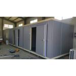 Lắp đặt, sửa chữa, bảo dưỡng kho lạnh, tủ đông, tủ mát trong siêu thị ở Nha trang