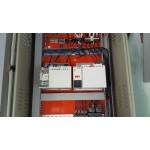 Lắp tủ điện điều khiển bơm nước giữ áp suất không đổi trên đường ống nước bằng biến tần ở Nha trang, Khánh hòa