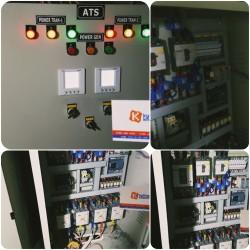 Lắp tủ điện ATS tự đề máy phát tự động ở Nha trang, Khánh hòa