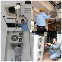 Sửa chữa máy lạnh - máy điều hòa không khí ở tại nha trang