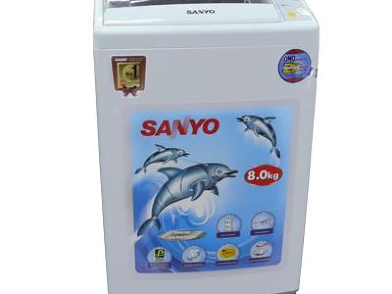 Hướng dẫn sửa máy giặt Sanyo tại nha trang