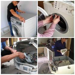 Sửa máy giặt và vệ sinh máy tại nhà ở nha trang khánh hòa