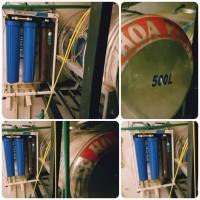Sửa máy lọc nước công nghiệp nhà hàng quán cà phê ở nha trang khánh hòa