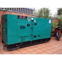 Cho thuê máy phát điện công suất từ 30kVA đến 2500kVA ở Nha trang Khánh hòa