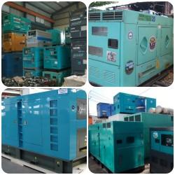 Lắp đặt máy phát điện công suất từ 30kVA đến 2500kVA ở Nha trang Khánh hòa