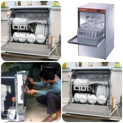Sửa máy rửa ly ở Nha trang
