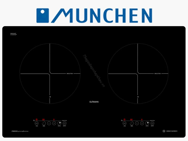 Sửa bếp từ Munchen tại nhà ở nha trang khánh hòa
