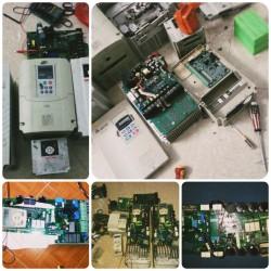 Sửa chữa biến tần ABB điều khiển tốc độ động cơ ở Nha trang