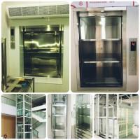 Lắp đặt thang máy vận chuyển hàng, tời chuyển thực phẩm, tời vận chuyển thức ăn ở nha trang, khánh hòa