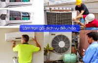 Lắp đặt máy lạnh, lắp đặt máy điều hòa tại nhà ở Ninh hòa