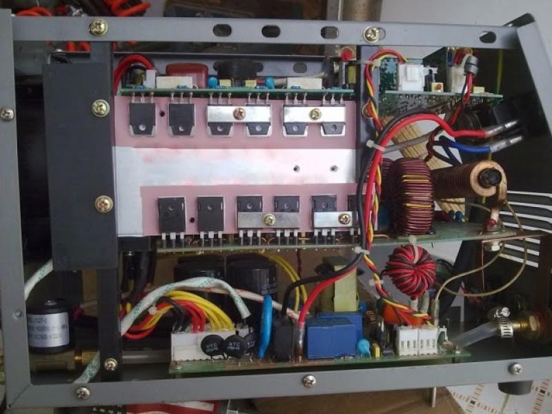 Sửa Chữa Máy Hàn Điện Tử Tig, Mig, Plasma, CO2-MIG/MAG tại Nha Trang Khánh Hòa