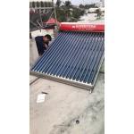 Máy nước nóng năng lượng mặt trời 260 lít Daphovina chất lượng bảo hành ở nha trang, diên khánh, cam ranh, ninh hòa, khánh hòa