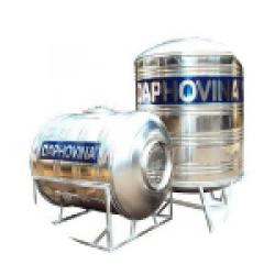 Bồn nước inox 310 lít ngang Daphovina chất lượng bán tại Nha trang, Diên khánh , Ninh hòa, Cam ranh, Khánh hòa
