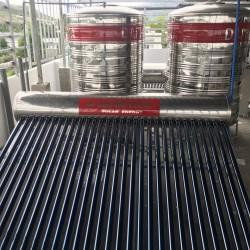 Máy nước nóng năng lượng mặt trời 240 lít Daphovina chất lượng bảo hành ở nha trang, diên khánh, cam ranh, ninh hòa, khánh hòa