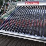 Máy nước nóng năng lượng mặt trời 300 lít Daphovina chất lượng bảo hành ở nha trang, diên khánh, cam ranh, ninh hòa, khánh hòa