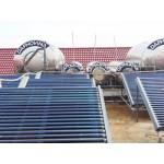 Lắp đặt nước nóng năng lượng mặt trời trung tâm 6000 lít cho khách sạn ở nha trang, khánh hòa
