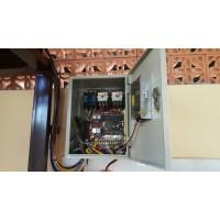 Lắp đặt tủ điện điều khiển thang máy nâng hàng , tời vận chuyển thức ăn bằng biến tần ở Nha trang